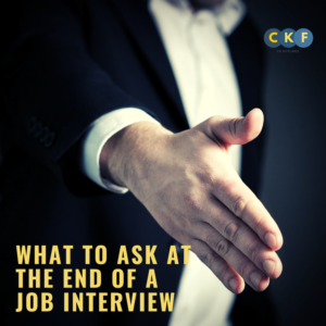 what questions to ask at the end of a job interview
