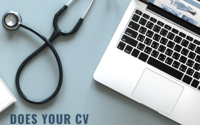 Does your CV need a health warning?