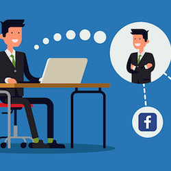 How Your Social Accounts Can Impact Your Candidacy