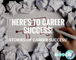 Spring Stories of Career Success!