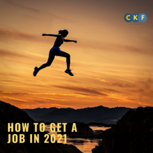 How to get a Job in 2021