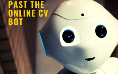 How to get your CV past the online CV bot (Applicant Tracking System)